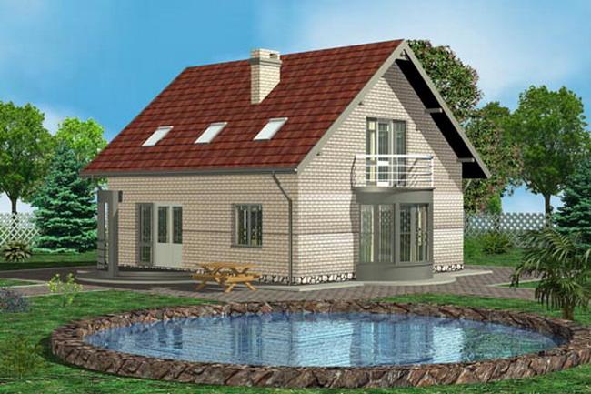 Проект дома 9 на 11 зарубежные проекты