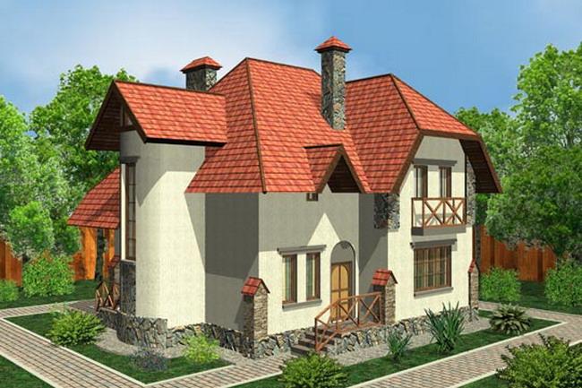 Дом в классическом стиле (21 фото): совмещаем современное